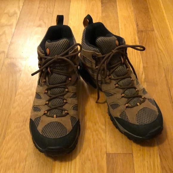 2829e487 Merrell Waterproof Vibram Hiking Shoe Size 11 Men